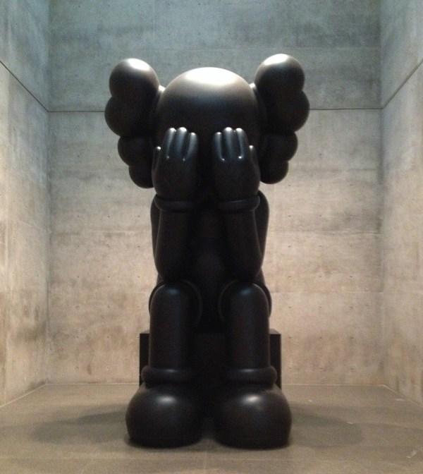 Kaws And Big Little Toys Modern Art&seek