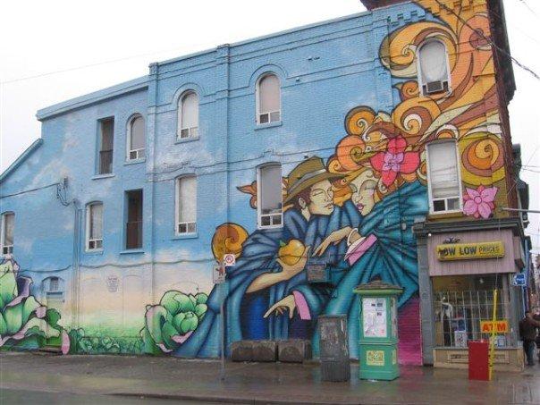 ART & SOUL WALL MURALS, Murals, Outside Art, Exterior Murals