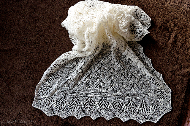 Lace Bridal Shawl, Perfect for a Wedding Cover