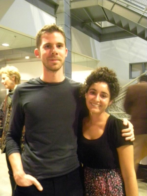 Cecilia With Jonathan Monagham