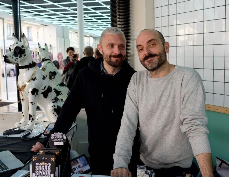 More Josep & Geoffrey