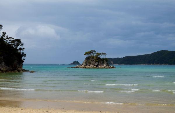 Bays of Abel Tasman