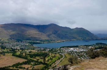 Mt Iron hike outside Wanaka