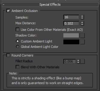 3DS Max/Vray/Mental Ray: Ambient Occlusion - ArtasMedia