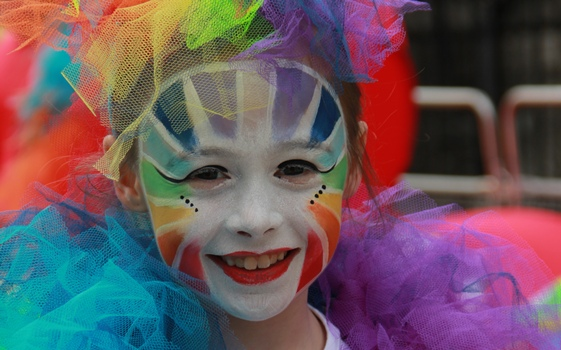 Carnival arts, parade, Street theatre and spectacle Ireland