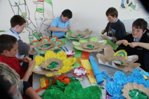 Carnival Art Workshops