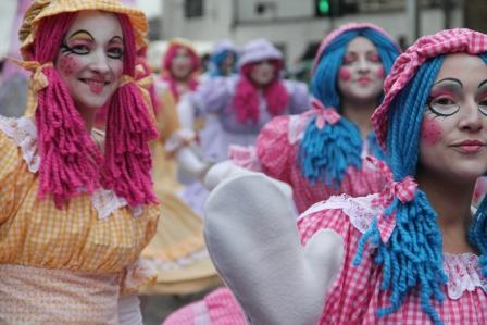 Parades Ireland