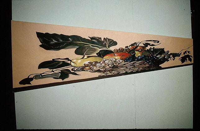 Caravaggio Camera Obscura 1986  project page  ART