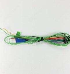 power cord wire harness for pioneer avic 5000nex avic 5100nex avic 5200nex artaudioparts com [ 1600 x 1600 Pixel ]