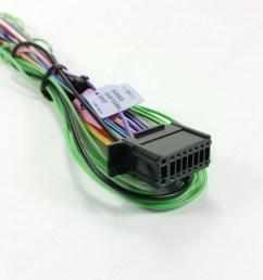 power cord wire harness for pioneer avic 5000nex avic 5100nex avic 5200nex [ 1600 x 1600 Pixel ]