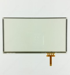 touch panel screen for pioneer avh p8400bh avh p8400bt avh p8450bt avic z150bh [ 1600 x 1600 Pixel ]