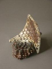 """9"""" height, Ceramic, 2012"""
