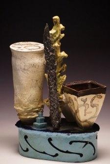 ceramics, glaze, 1992