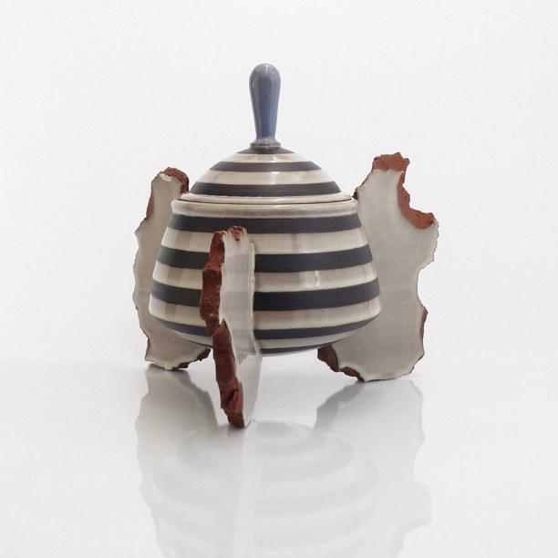 """Eric Van Eimeren """"Shard Jar"""""""