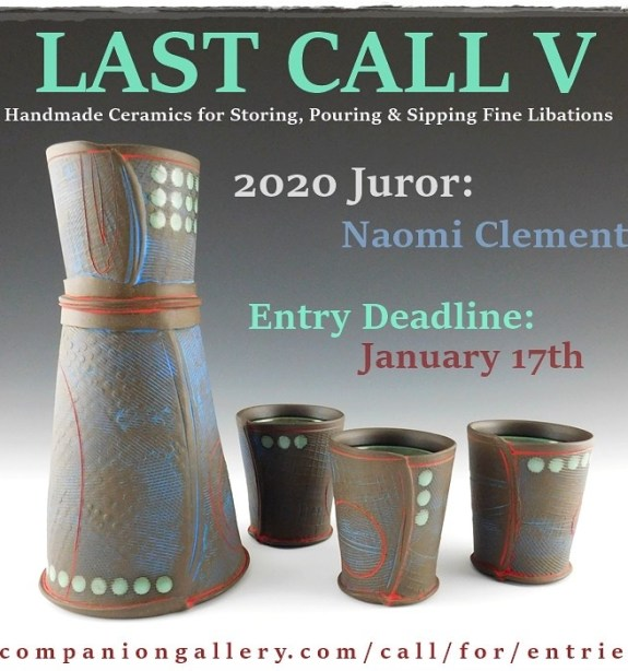 Last Call Call for Entries