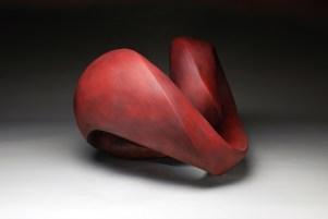 "Jerilyn Virden, ""Perpetual (Red)"""