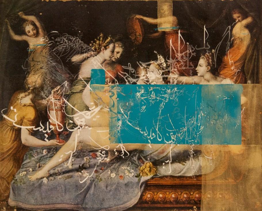 "Kiana Honarmand, ""The Birth of Cupid, 2nd Edition"""