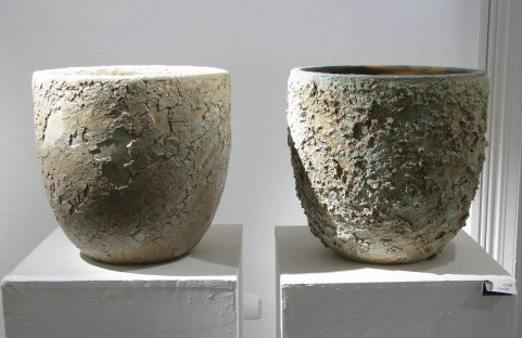 """Khaled Sirag, """"2 pots"""""""