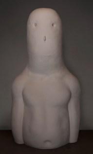 """Ceramic. 64"""" in height. 2018."""