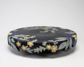 """Ruth Easterbrook, """"Garden Cake Plate"""""""