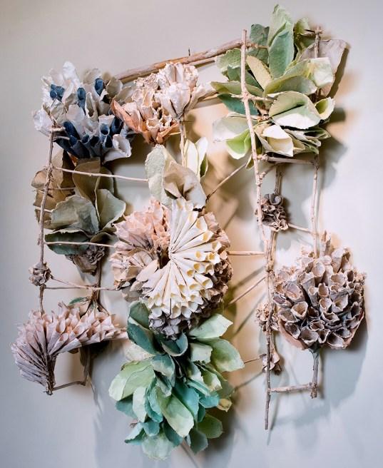 """Rebecca Hutchinson, """"Green Bloom"""""""