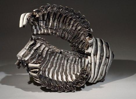 personal clays.1150C, 55 x 42 x 25 cm