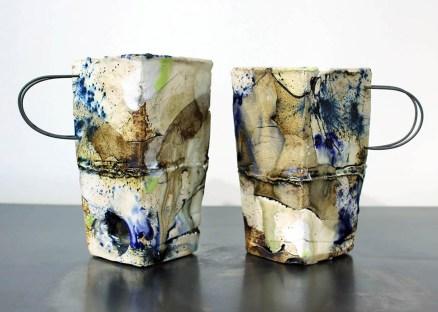"""Porcelain, 2016, 5"""" x 3.5"""" x 2"""""""