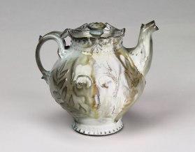 """Mike Stumbras, """"Teapot With Skull"""""""
