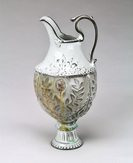 "Mike Stumbras, ""Ceremonial Ewer"""