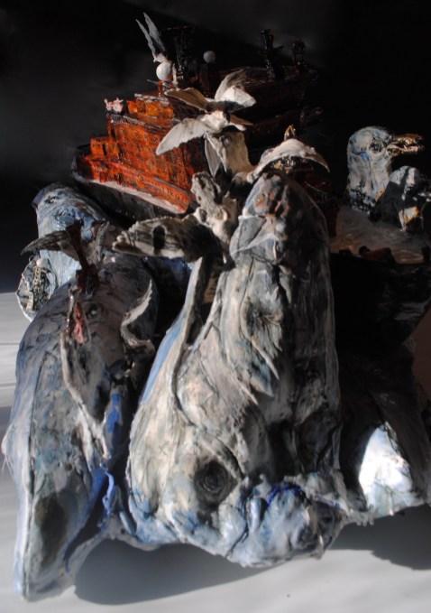 - 2019 Korea International Ceramic Biennale finalist - (formerly GICB) - Icheon, South Korea
