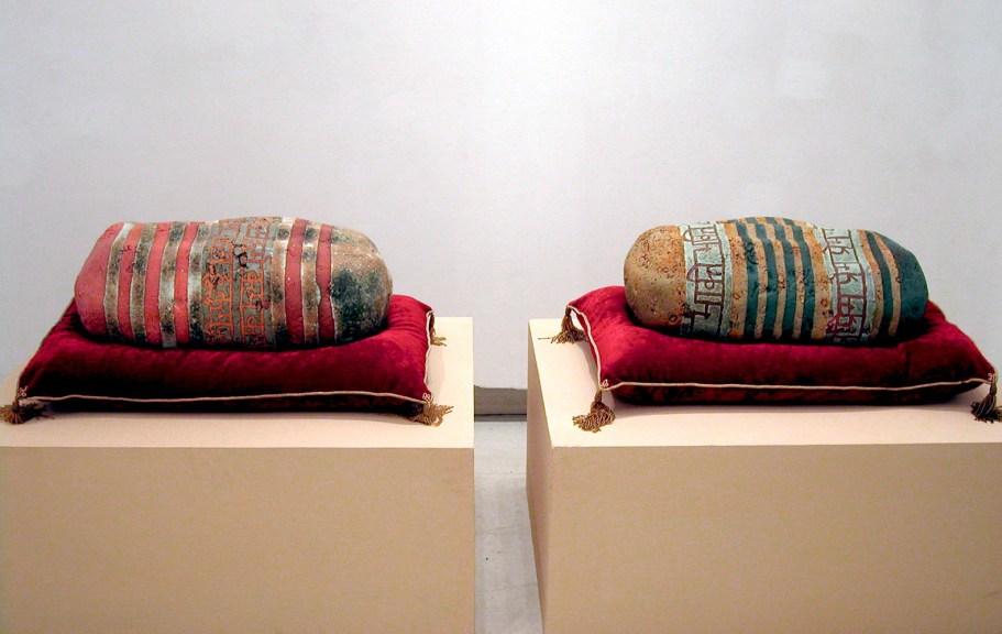"Vineet Kacker, ""Sutra Stones for Contemplation"""