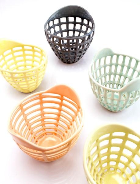 """Adrienne Eliades, """"Baskets"""""""