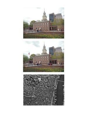 Brick Project: Independence Hall, Philadelphia, Pennsylvania