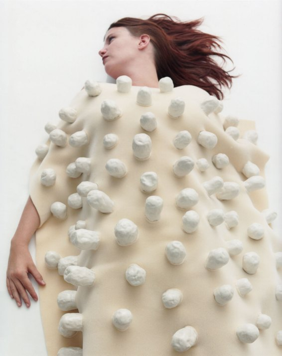 "Blanket, 2002, Galleri Nørby, ""Mellem rum"", Köpenhamn"