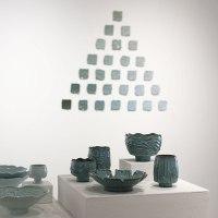 """Derek Au, """"Painted: Jun"""". Installation View."""