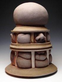 2015, Wood Fired Ceramic, 20 x 16 x 16