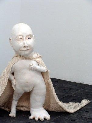 Ceramic & Fiber, Installation, 2010
