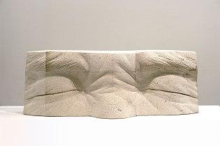 33x94x26 cm., refractory bricks, 2011