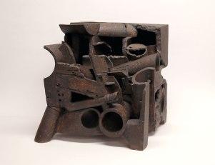 33x33x33 cm., stoneware, glaze, 2015