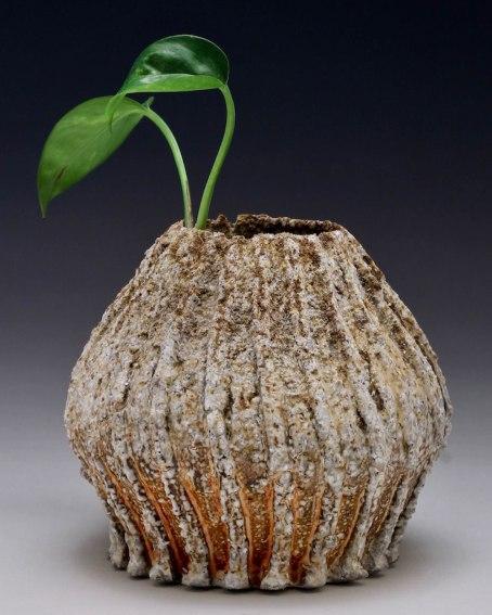 """Eric Ordway, """"Bud Vase w/ Plant"""""""