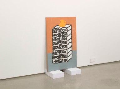 Ceramic, Books, 36 x 24 x 12in, 2016