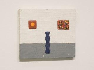 Ceramic, 16 x 19 x 1in, 2016