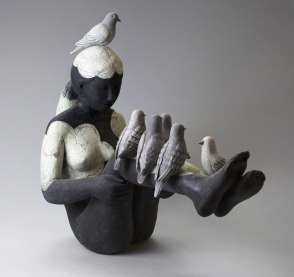 """23 x 12 x 28"""", Terracotta, 2015"""