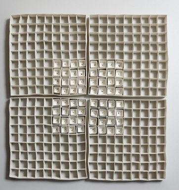 Dimensions: 80cm H X 80cm W, 40cm H X 40cm W, Material: Porcelain