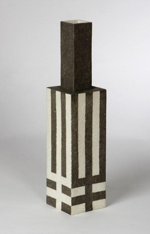 handbuilt, chamotte, h – 49 cm