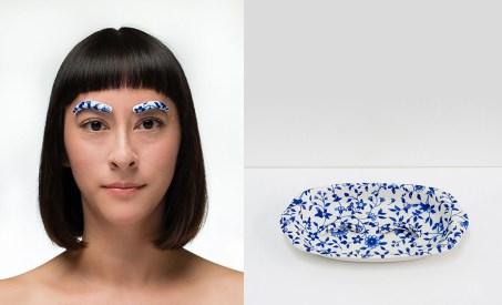"""Jennifer Datchuk, """"Blue and White: Bold Beauty"""""""