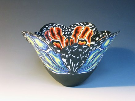 "Judith De Vries, ""Butterfly fantasia"""