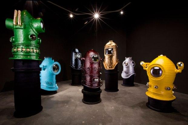 Ceramic, Dimensions Variable, 2010