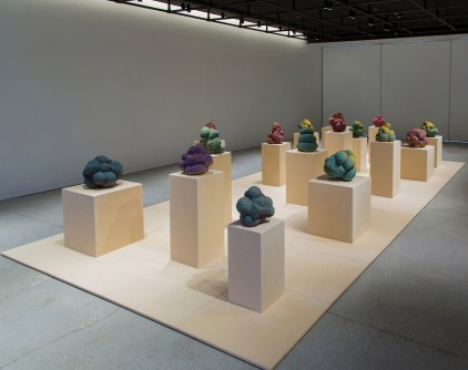 Installation, 2018, Master of Fine Arts Thesis Exhibition