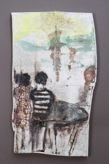"Karima Duchamp, ""duo – mural"""